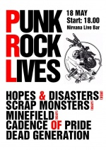 PUNK-ROCK LIVES