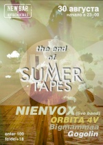 SUMMER TAPES - w/ NIENVOX